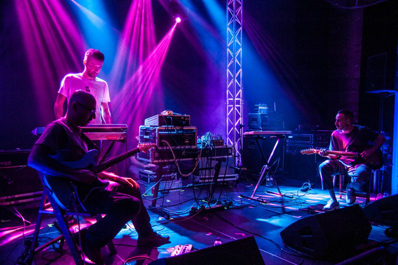 Concert de Balago a Fabra i Coats de Barcelona per al XV Aniversari de Foehn Records. 29.10.2016. FOTO © Víctor Parreño
