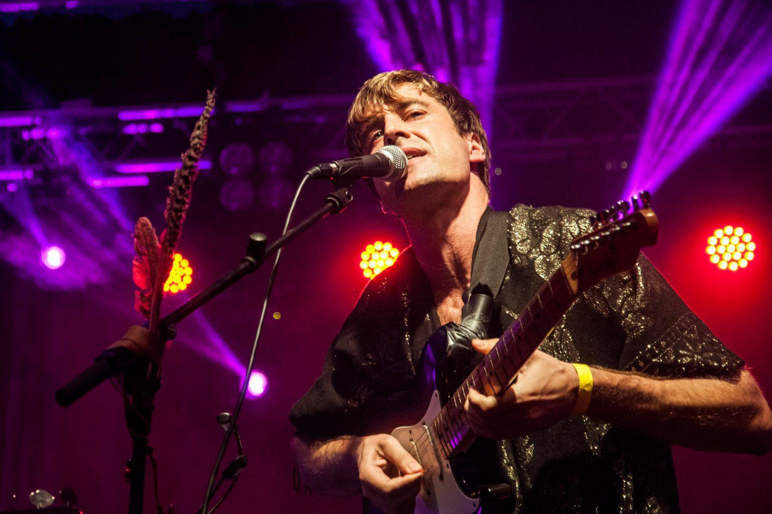 Concert de Ocellot a Fabra i Coats de Barcelona per al XV Aniversari de Foehn Records. 29.10.2016. FOTO © Víctor Parreño