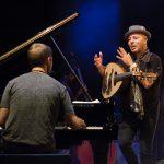 48 Voll-Damm Festival Internacional de Jazz de Barcelona, BARTS, Concert, Dhafer Youssef. © Dani Alvarez