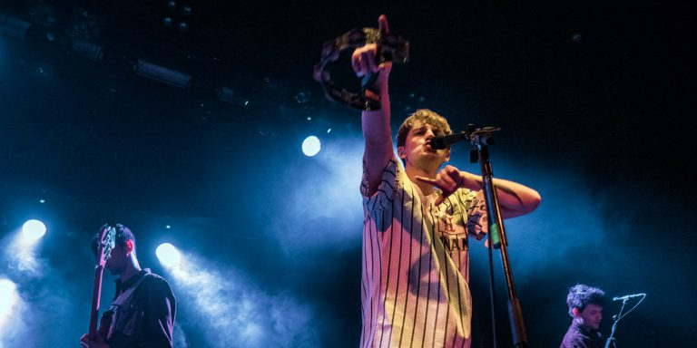 Concierto de Glass Animals en Apolo