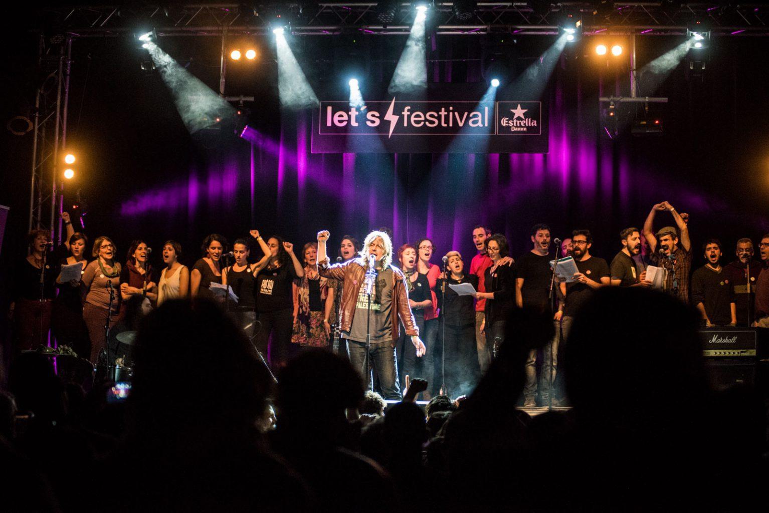 Nacho Vegas en Let's Festival 2017