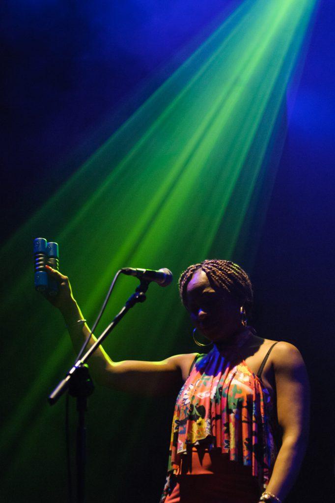 Amadou & Mariam en concerts a BARTS