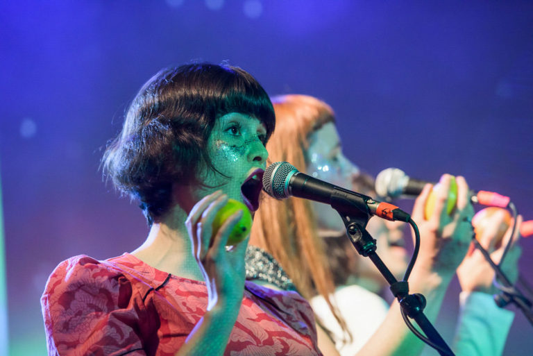 SUPERORGANISM, Primavera Club 2017