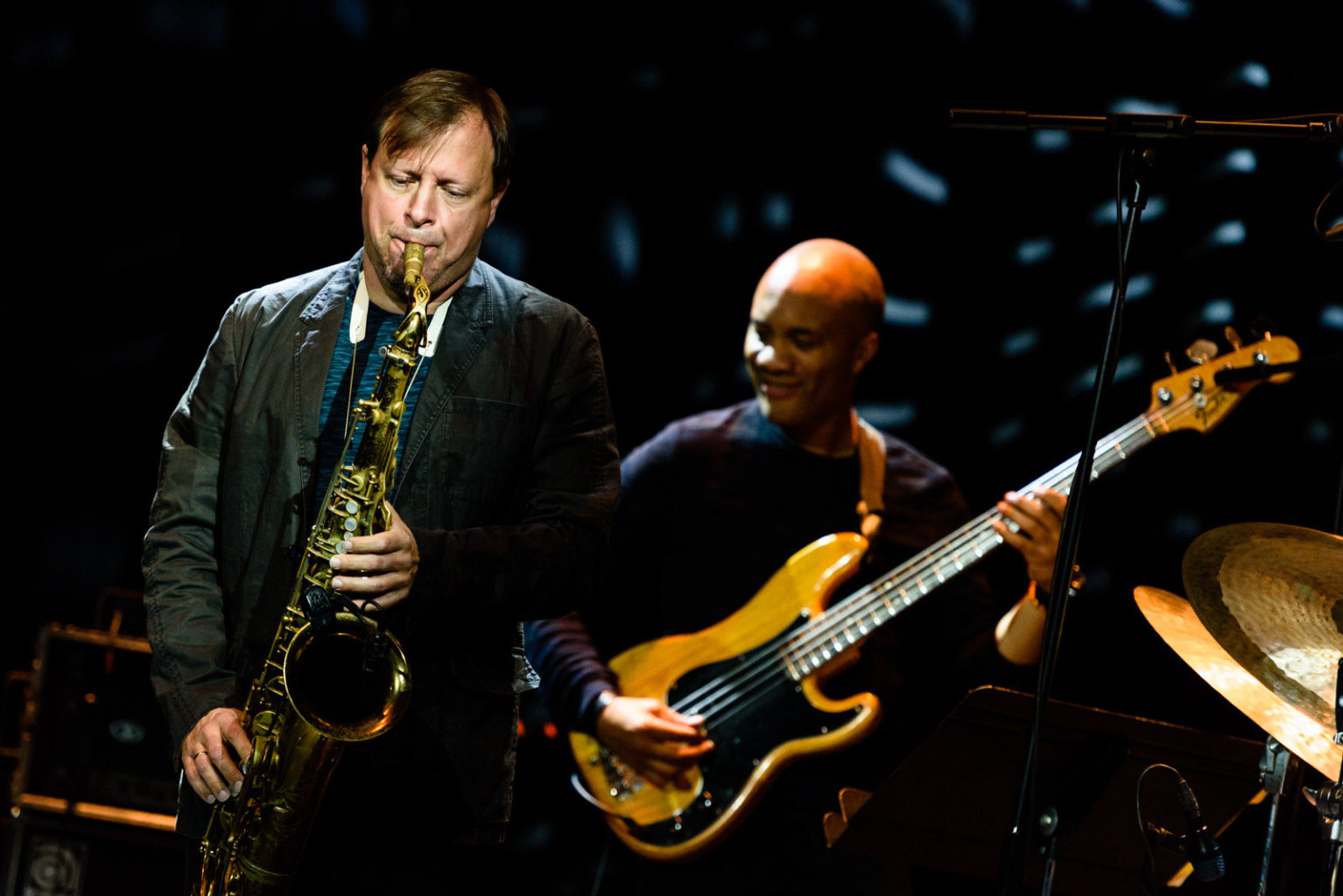 Chris Potter Trio, Auditori Bcn