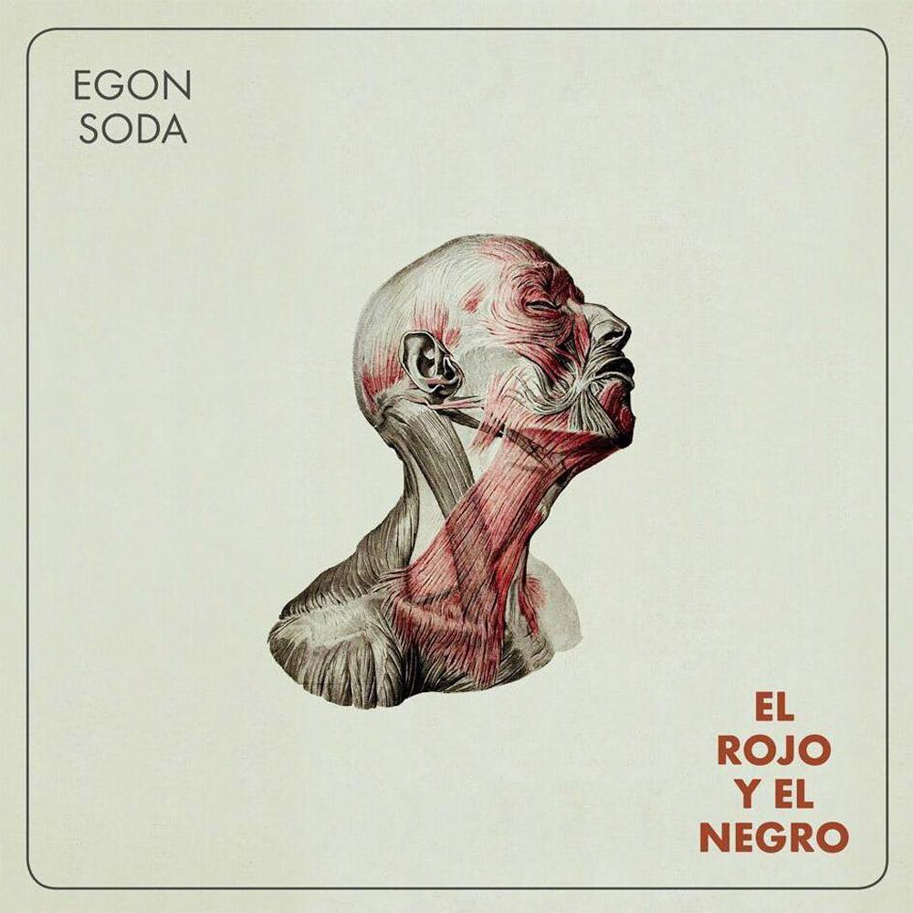 EGON SODA - El rojo y el negro - discos nuevos