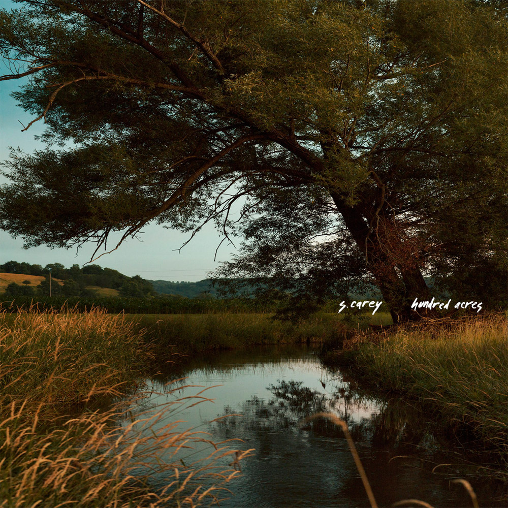 S.CAREY – Hundred Acres - discos nuevos