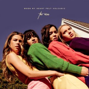 THE ACES – When heart felt volcanic
