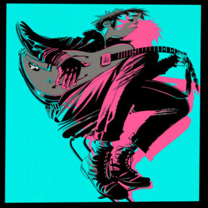 GORILLAZ – The Now Now discos nuevos junio