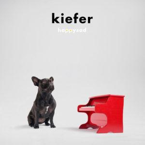 KIEFER – Happysad discos nuevos junio