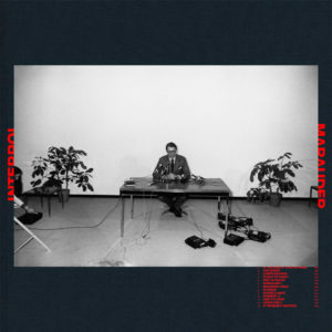 INTERPOL – Marauder