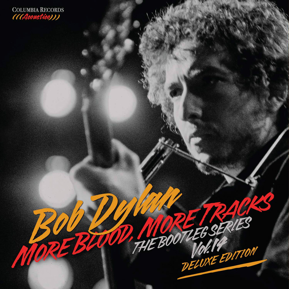 Discos noviembre - BOB DYLAN, More Blood, More Tracks- The Bootleg Series, Vol.14