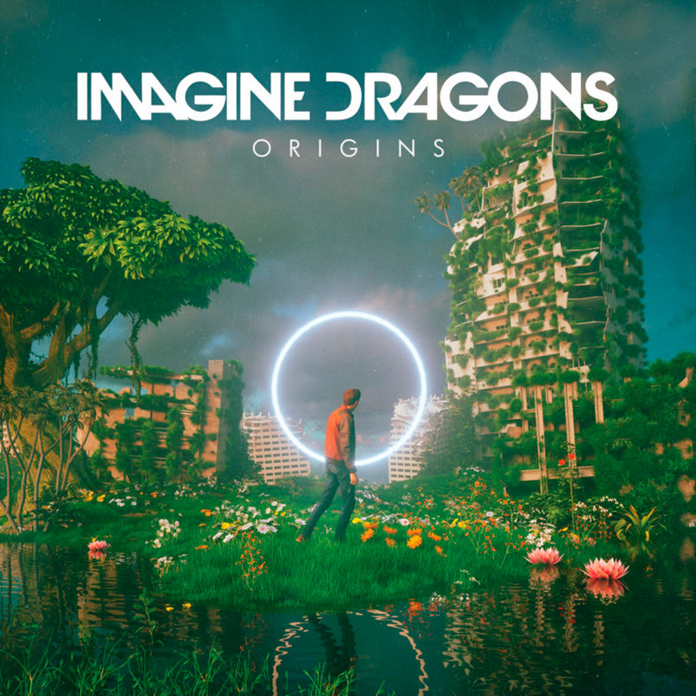 Discos noviembre - IMAGINE DRAGONS, Origins