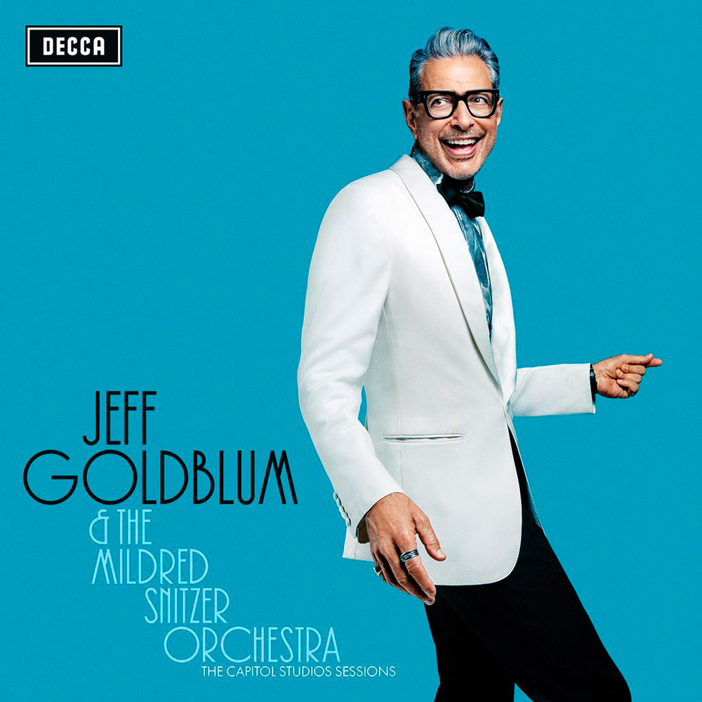 Discos noviembre - JEFF GOLDBLUM & THE MILDRED SNITZER ORCHESTRA