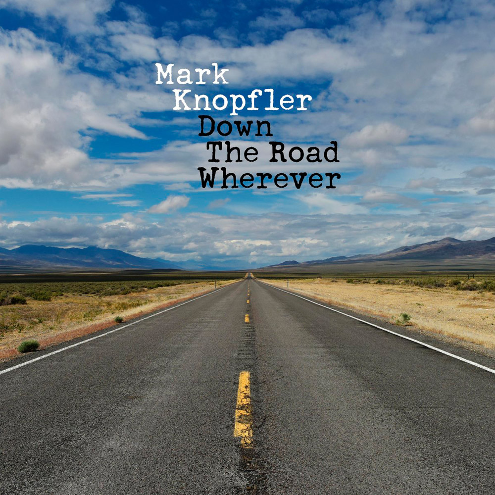 Discos noviembre - MARK KNOPFLER, Down the road wherever