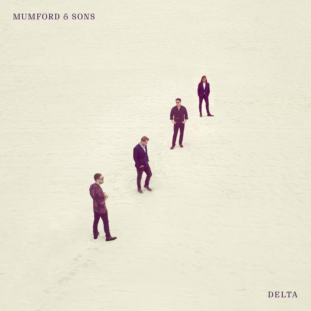 Discos noviembre - MUMFORD & SONS, Delta