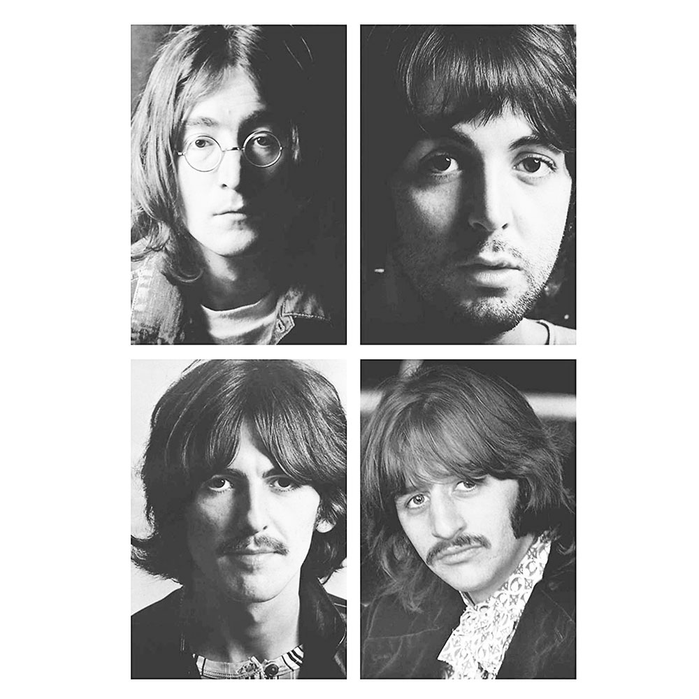 Discos noviembre - THE BEATLES, The White Album