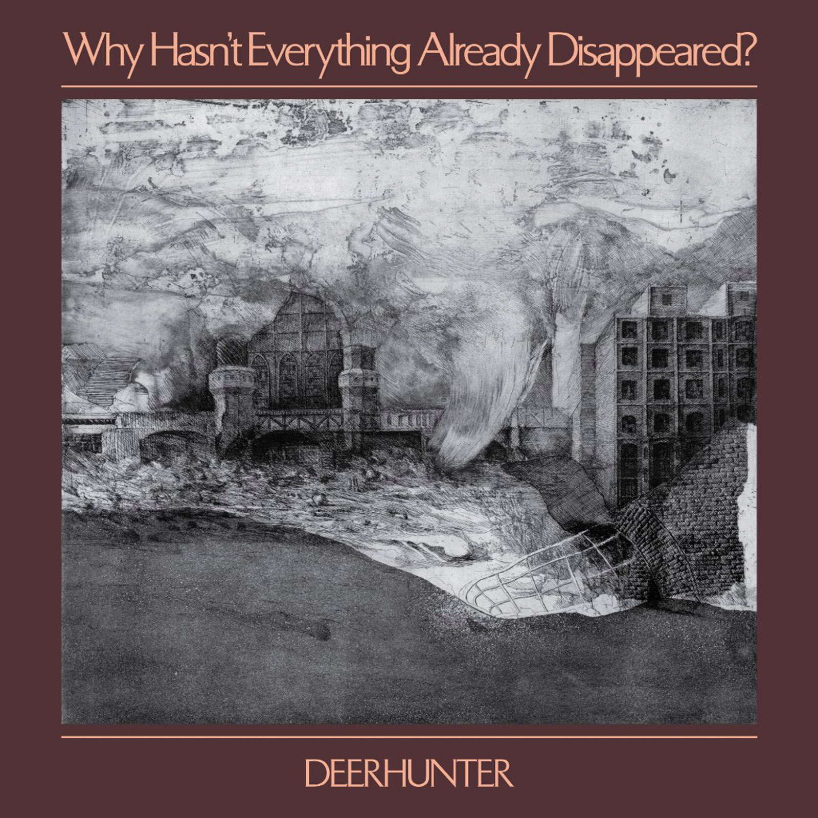 Mejores discos de enero 2019. DEERHUNTER – Why hasn't everything already disappeared_