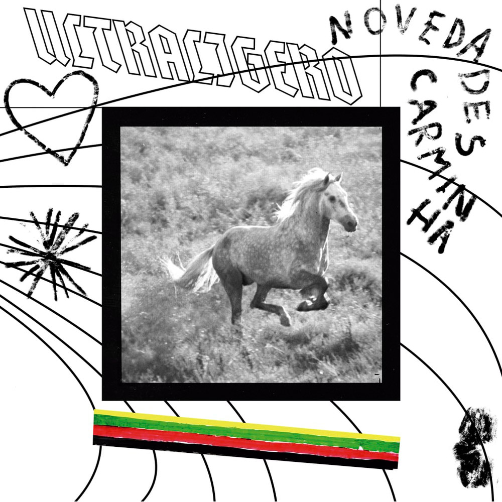 Mejores discos de febrero - NOVEDADES CARMINHA 'Ultraligero'