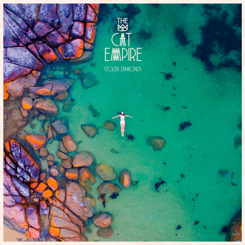 Mejores discos de febrero - THE CAT EMPIRE 'Stolen diamonds'