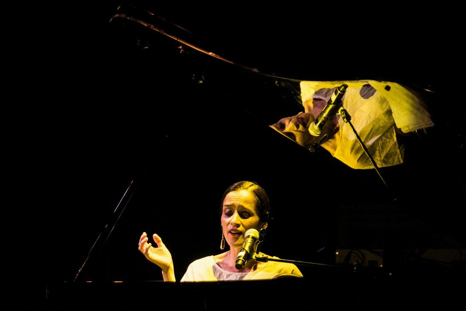 Julieta Venegas. Foto @ Víctor Parreño