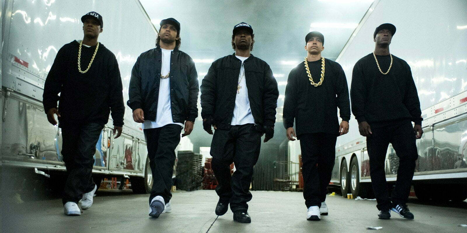 Mejores biopics musicales - Straight outta compton