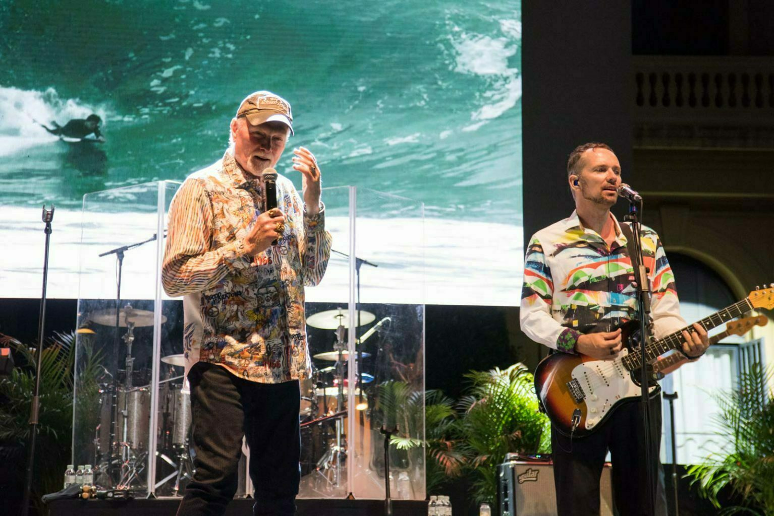 The Beach Boys. Foto © Víctro Parreño