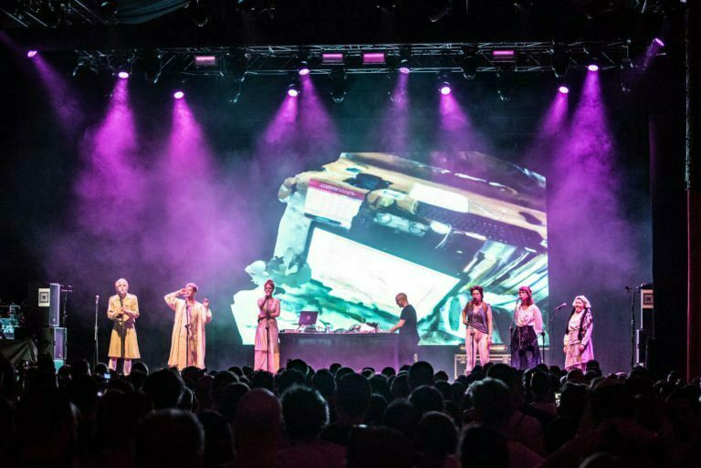Holly Herndon: PROTO - Sónar by Day 2019 | © Víctor Parreño