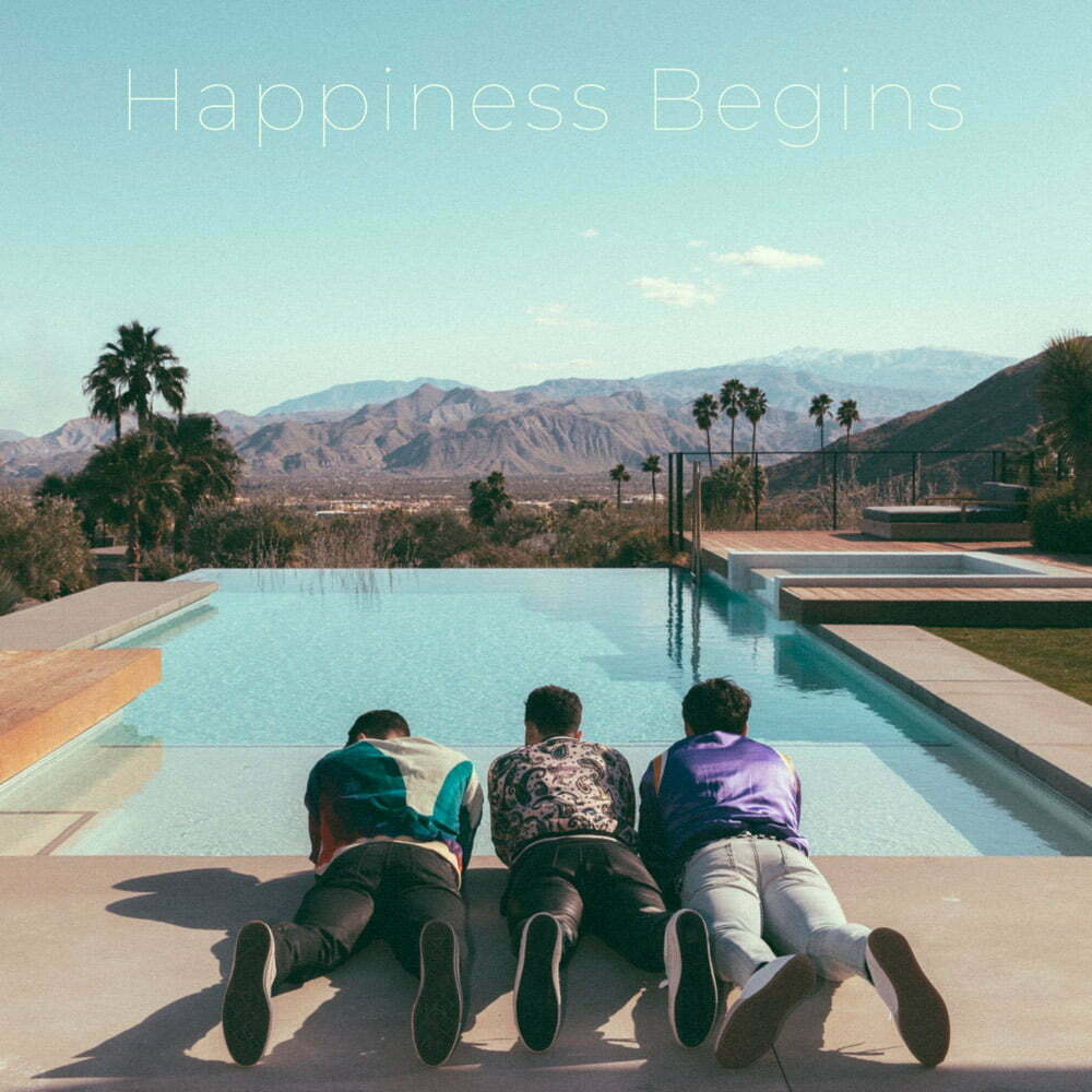 Discos de junio - JONAS BROTHERS – Happiness begins