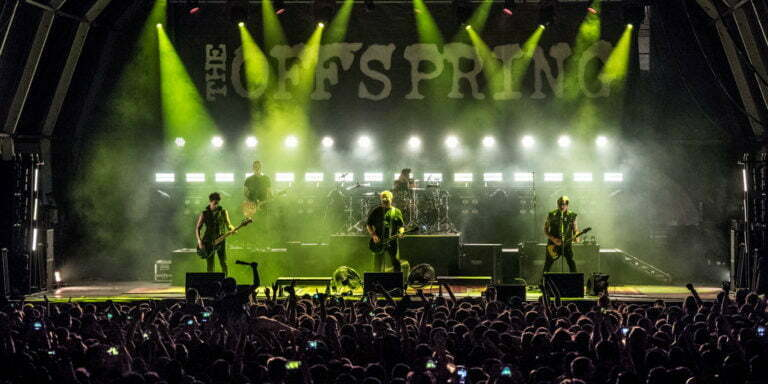 The Offspring, Barna'n'Roll. Foto Víctor Parreño