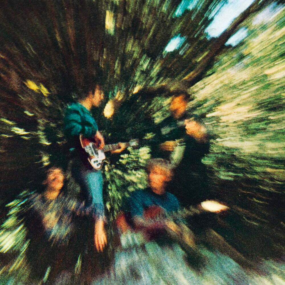 Discos de 1969, Credence Clearwater Revival – Bayou Country