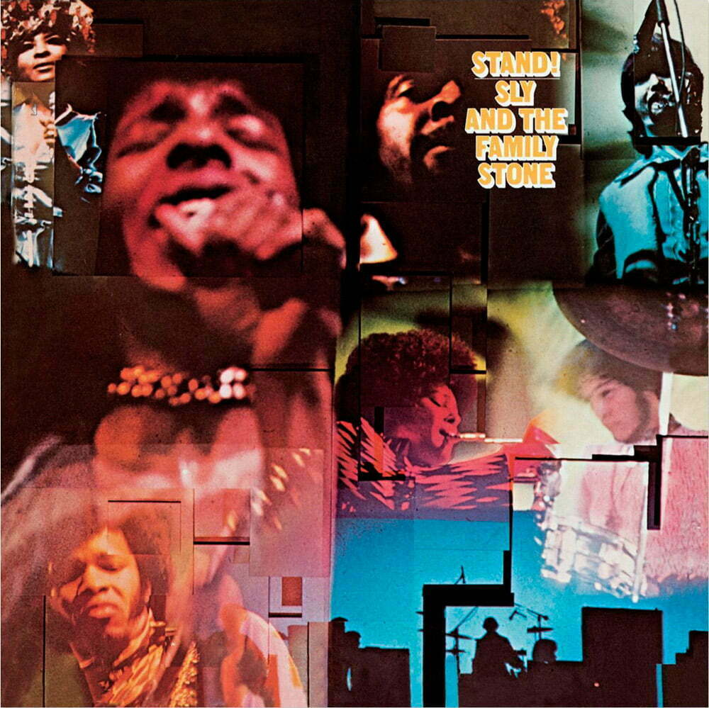 Discos de 1969, SLY AND THE FAMILY STONE – Stand!