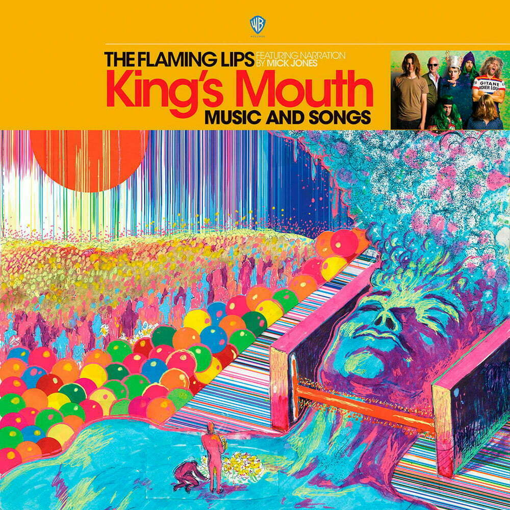Mejores discos julio-agosto, THE FLAMING LIPS – King's mouth