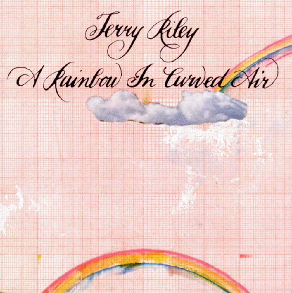 Discos de 1969, Terry Riley – A Rainbow in Curved Air