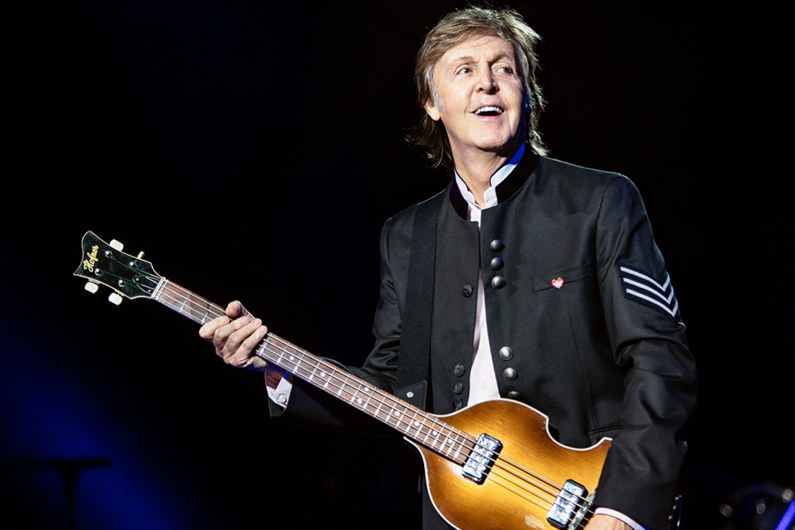 Paul McCartney concierto en Barcelona