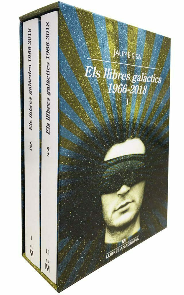 Jaume Sisa, 'Els libres galàctics'