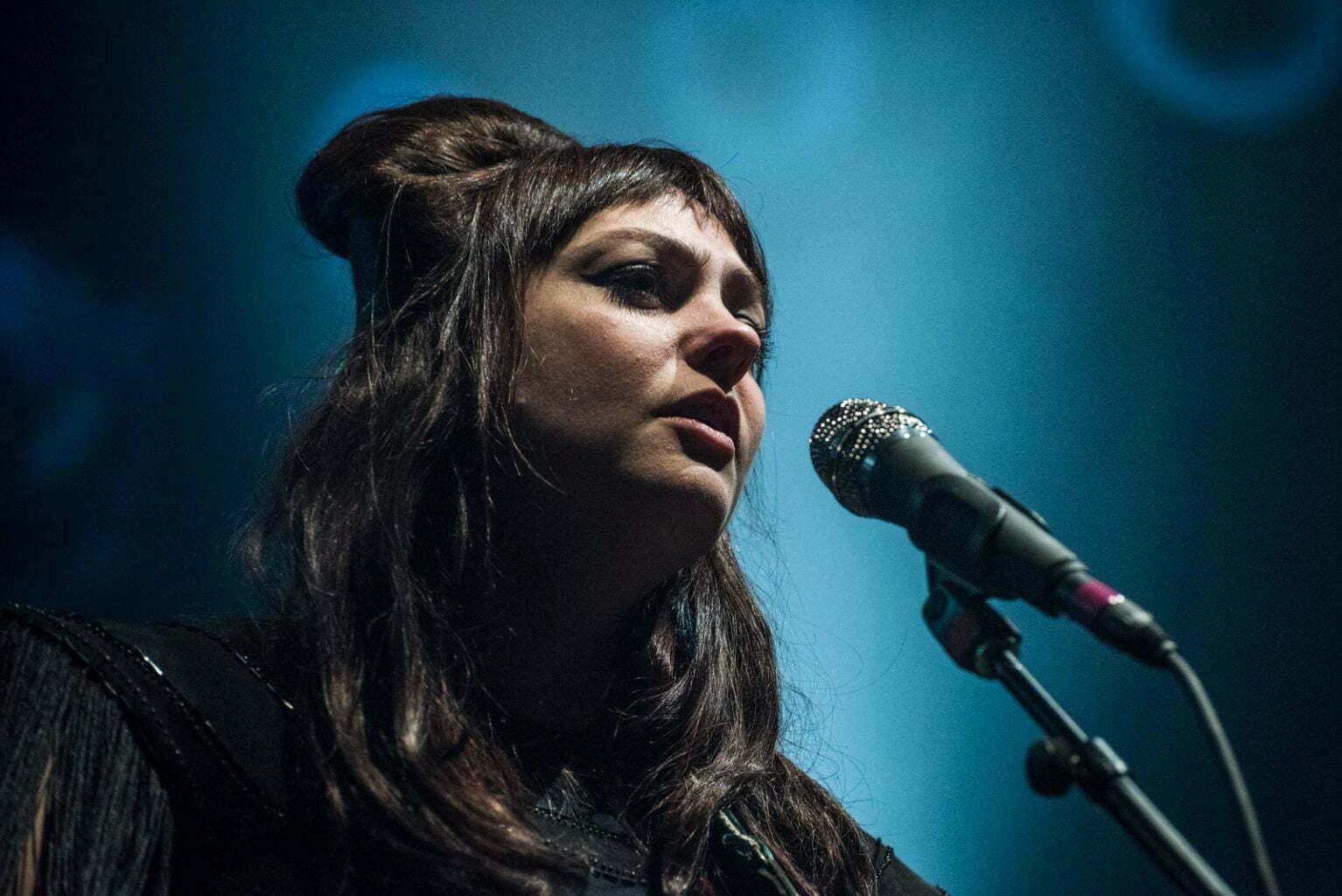 Angel Olsen. Foto © Víctor Parreño