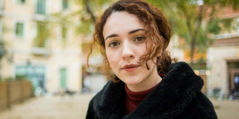 Núria Graham. Foto © Víctor Parreño