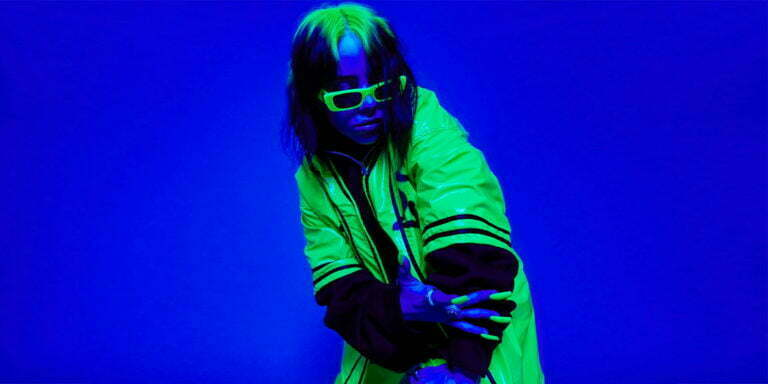 Videoclips de enero - Billie Eilish - everything i wanted