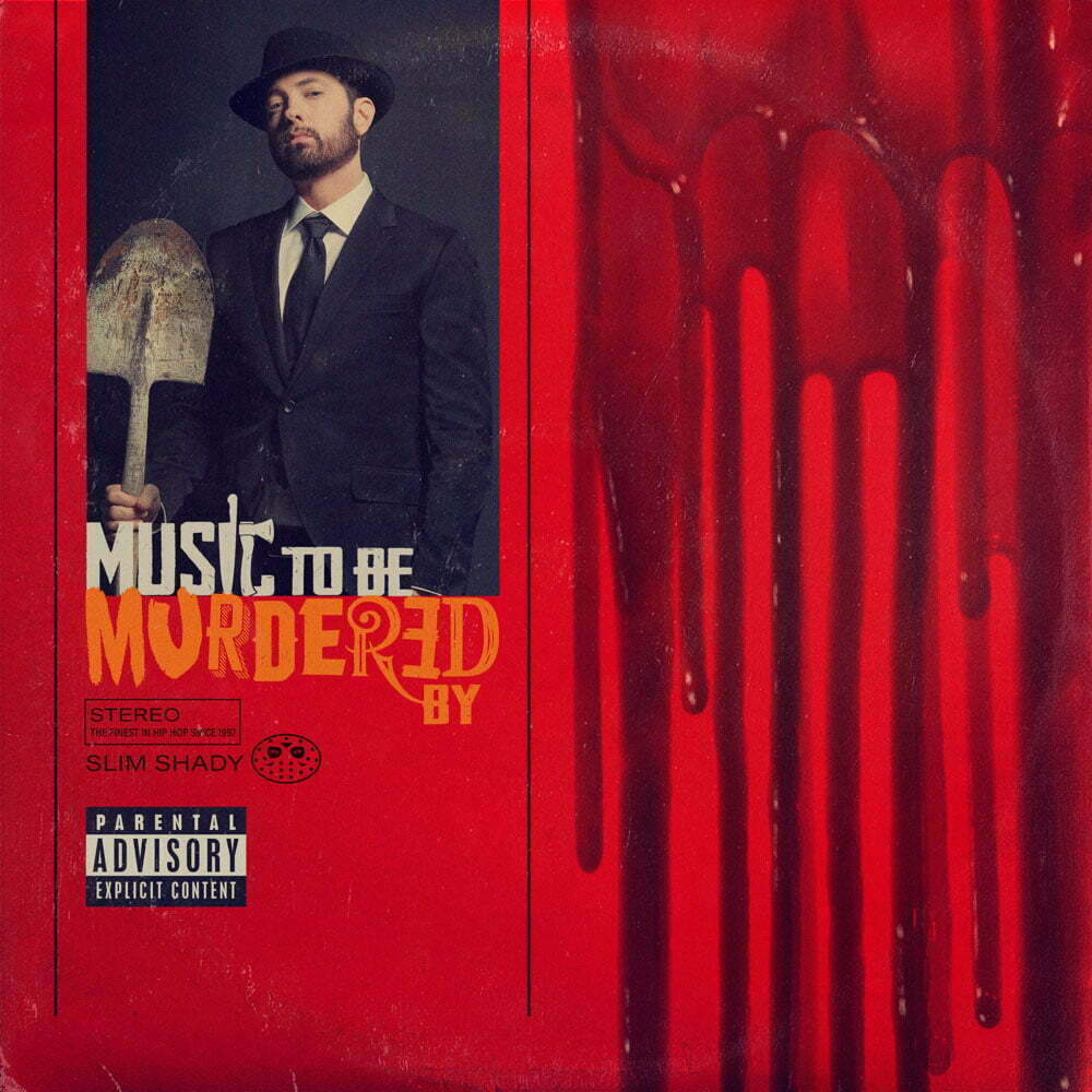 EMINEM – Music to be murdered by