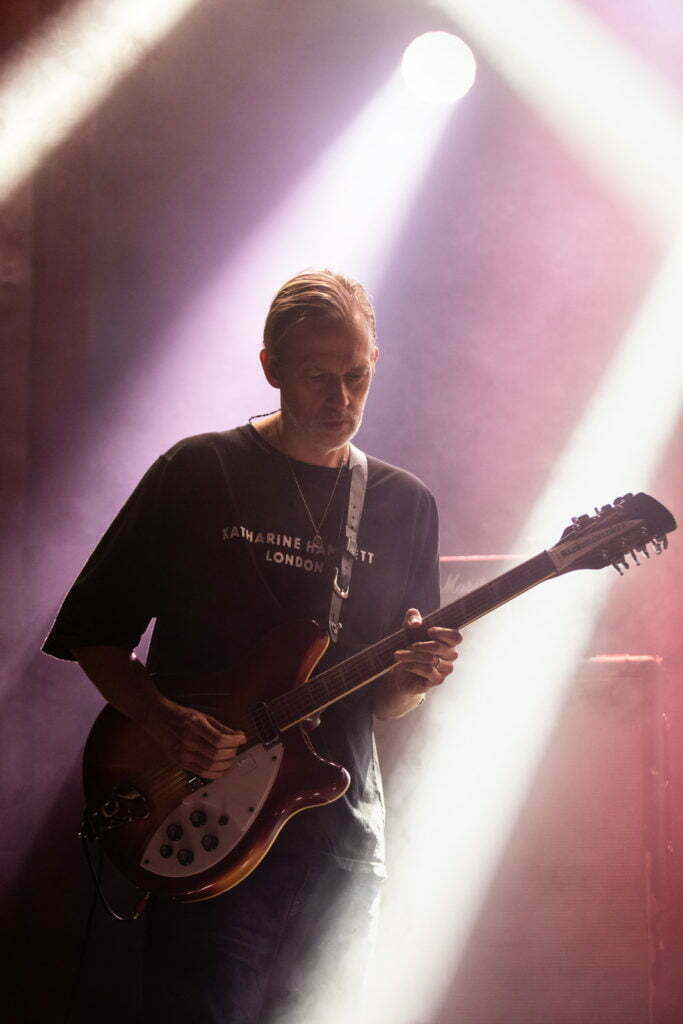 Andy Bell, Ride. Foto © Aitor Rodero