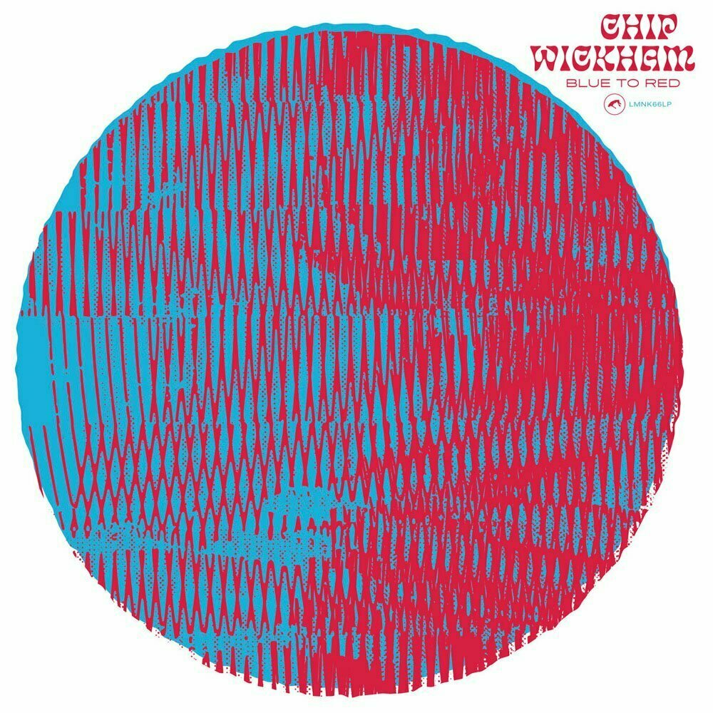 CHIP WICKHAM – Blue to red