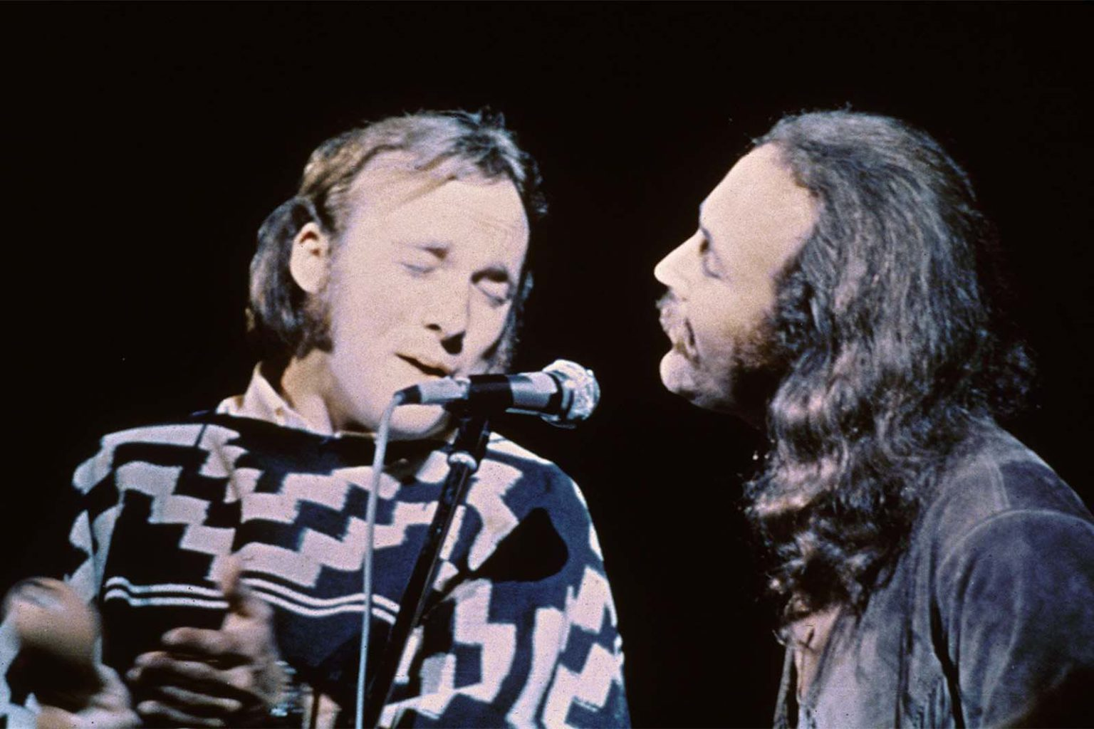 Crosby, Stills, Nash & Young - Festival Woodstock