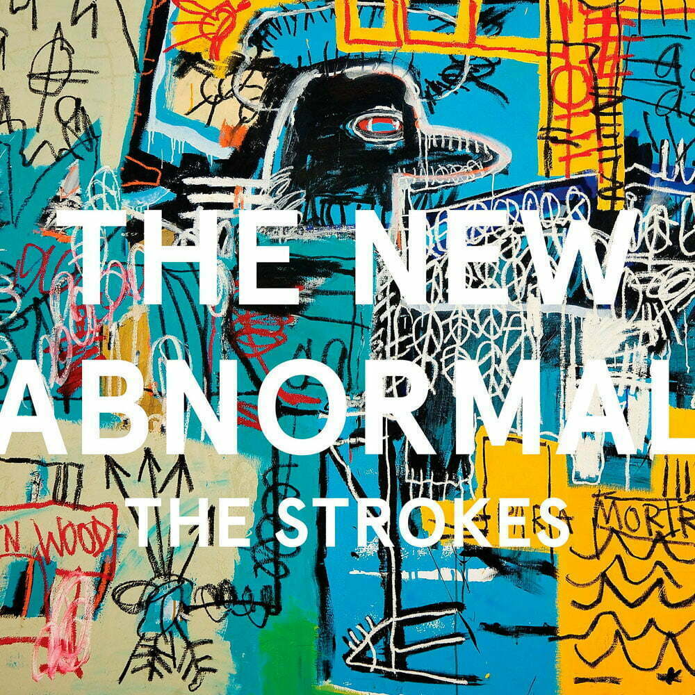 Mejores discos de abril - THE STROKES – The New Abnormal