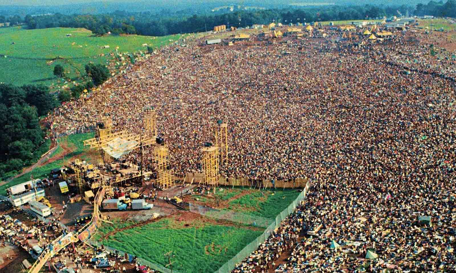 Woodstock: 3 days of peace, music...and love