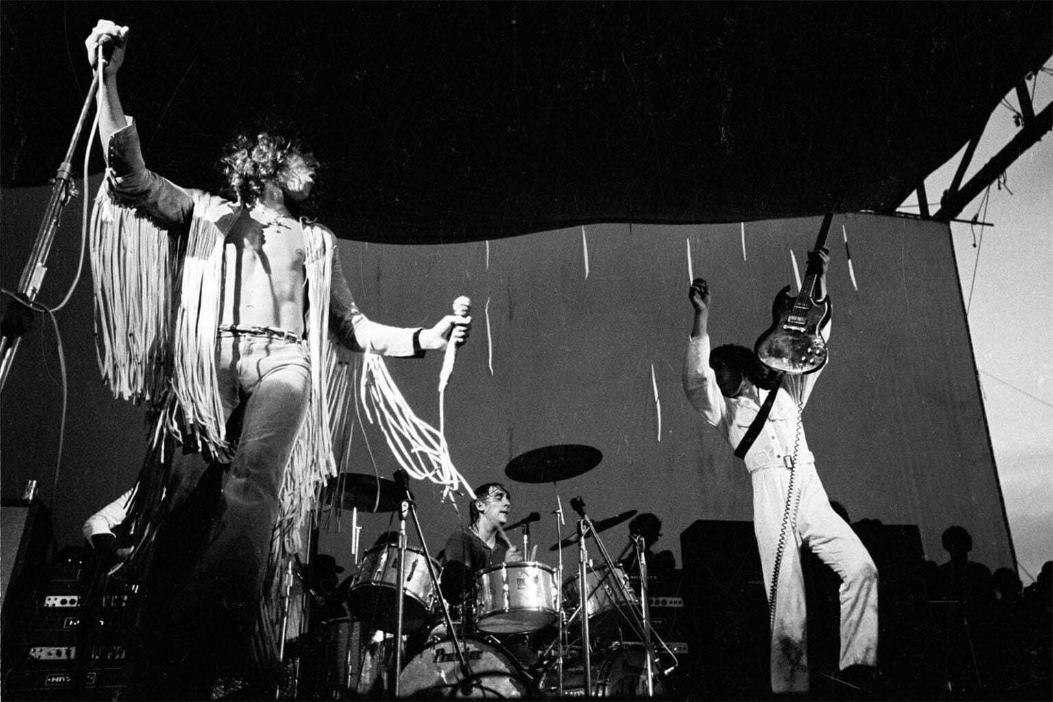 The Who - Festival Woodstock