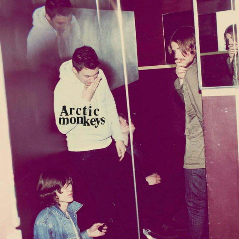 Discos infravalorados. Arctic Monkeys - Humbug