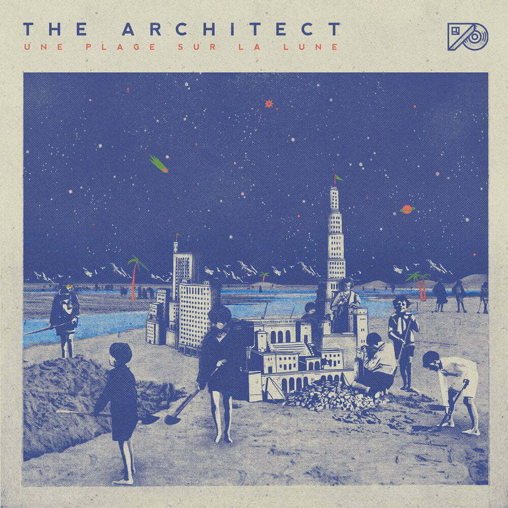 THE ARCHITECT – Une plage sur la lune
