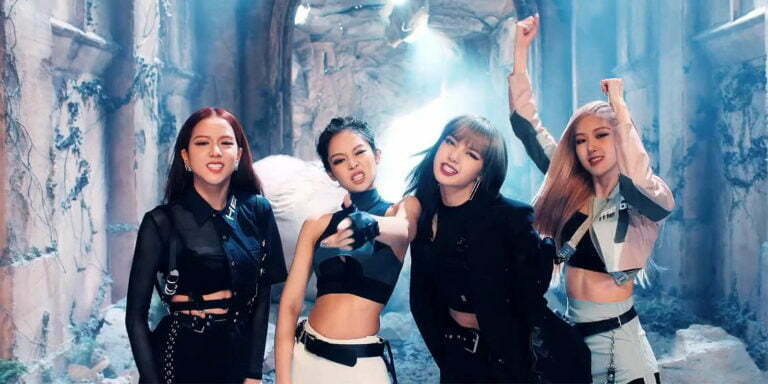 K-pop. 'Kill this love' - Blackpink