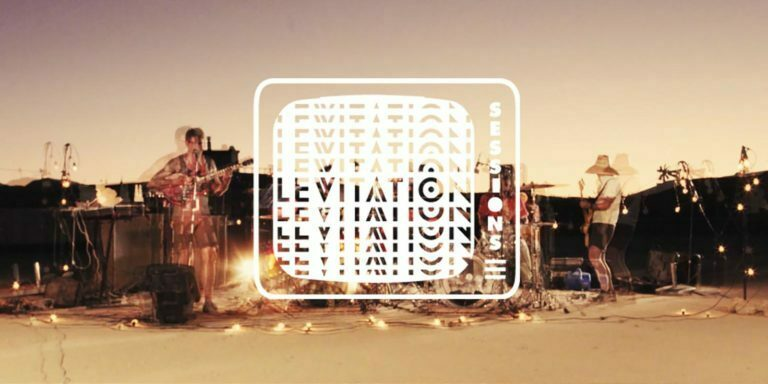 Concierto online Osees, Levitation Sessions