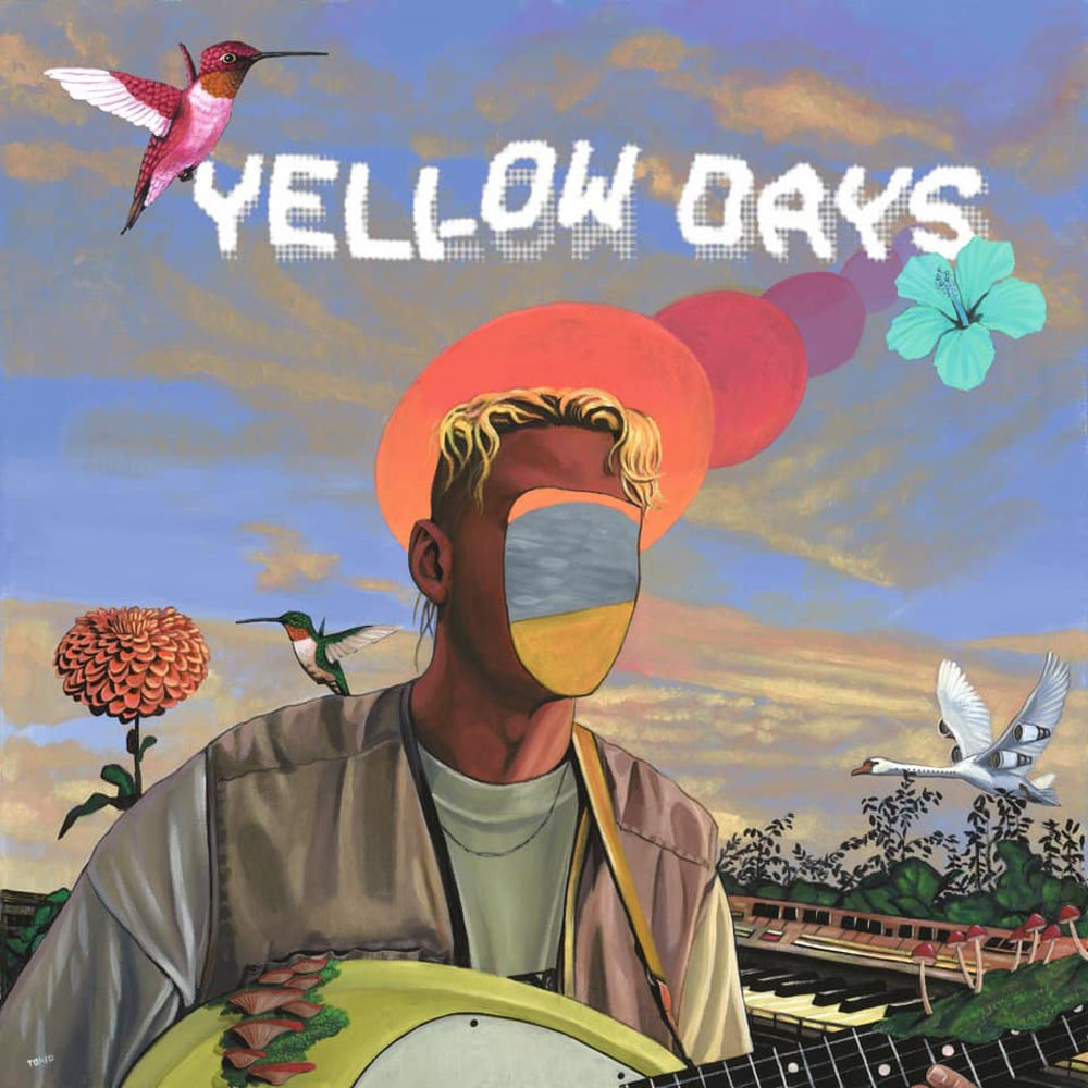 YELLOW DAYS – A Day in Yellow Beat